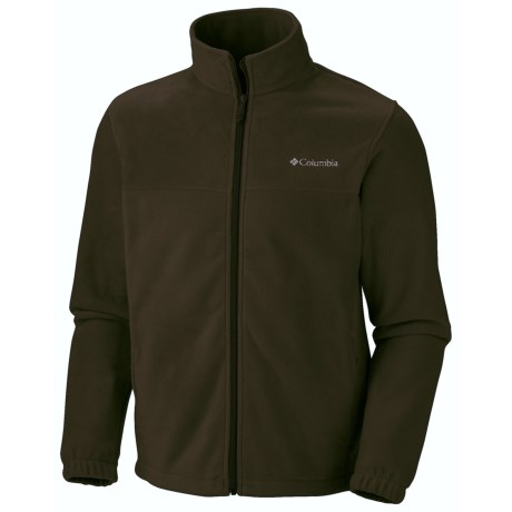 Columbia Sportswear Steens Mountain 2.0 Jacket - Fleece (For Men) in Bark