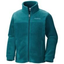 Columbia Sportswear Steens Mountain II Fleece Jacket (For Boys) in Deep Wave - Closeouts