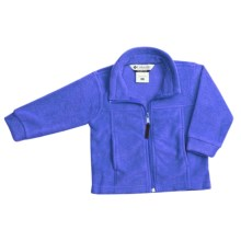 Columbia Sportswear Steens Mountain Jacket - Fleece (For Toddlers) in Electric Avenue - Closeouts