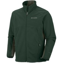 Columbia Sportswear Strata D Omni-Heat® Soft Shell Jacket (For Men) in Deep Woods - Closeouts