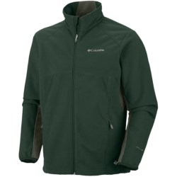 Columbia Sportswear Strata D Omni-Heat® Soft Shell Jacket (For Men) in Deep Woods