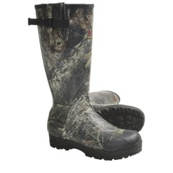 Columbia Sportswear Stuttgart Rubber Hunting Boots - Waterproof, 400g Thinsulate® (For Men) in Mossy Oak New Break-Up