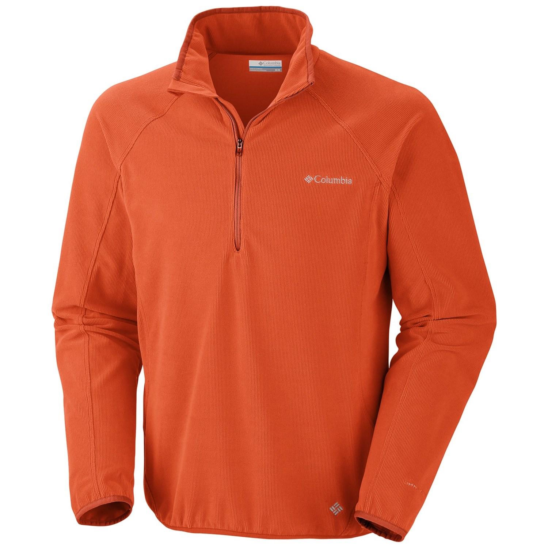 Columbia Sportswear Summit Rush Fleece Pullover
