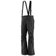 Columbia Sportswear Summit Suspender Pants - Waterproof, Titanium (For Women) in Black - Closeouts