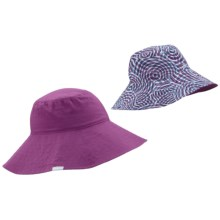Columbia Sportswear Sun Goddess Bucket II Hat - UPF 30 (For Women) in Berry Jam - Closeouts