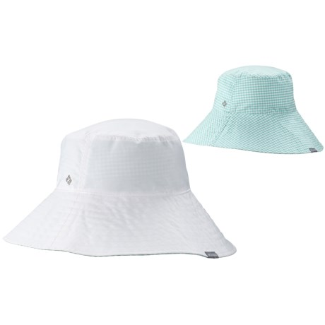 Columbia Sportswear Sun Goddess Bucket II Hat - UPF 30 (For Women) in White