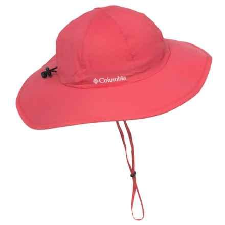 Columbia Sportswear Sun Goddess II Booney Hat - UPF 40 (For Women) in Bright Geranium - Closeouts