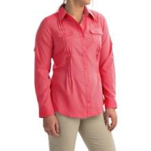 Columbia Sportswear Sun Goddess II Omni-Wick® Shirt - UPF 40, Long Sleeve (For Women) in Bright Geranium - Closeouts