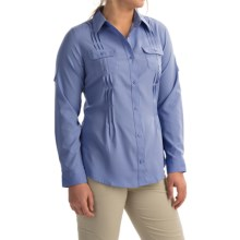 Columbia Sportswear Sun Goddess II Omni-Wick® Shirt - UPF 40, Long Sleeve (For Women) in Pale Purple - Closeouts