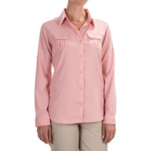Columbia Sportswear Sun Goddess III Omni-Wick® Shirt - UPF 40+, Long Sleeve (For Women) in Rosewater - Closeouts
