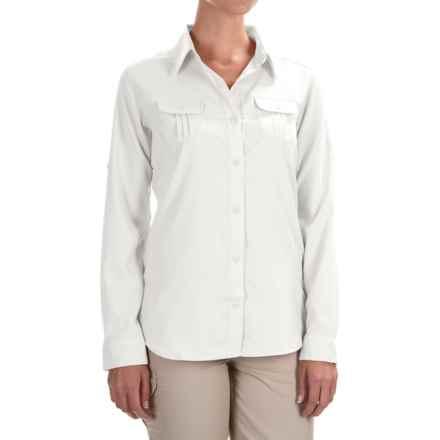 Columbia Sportswear Sun Goddess III Omni-Wick® Shirt - UPF 40+, Long Sleeve (For Women) in White - Closeouts