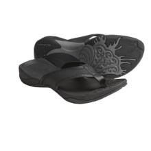 Columbia Sportswear Sun Goddess Thong Sandals (For Women) in Black - Closeouts