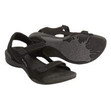 Columbia Sportswear Sun Light Sandals (For Women) in Black/Oyster - Closeouts