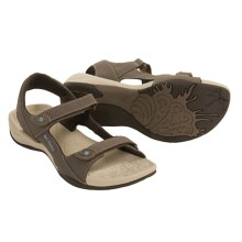 Columbia Sportswear Sun Light Sandals (For Women) in Mud/Sail - Closeouts