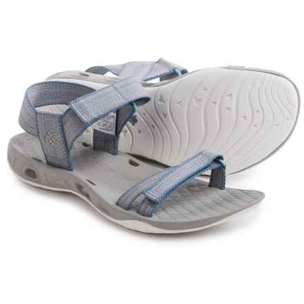 Columbia Sportswear Sunbreeze Avalon Sport Sandals (For Women) in Dark Mirage/Pumice Stone - Closeouts