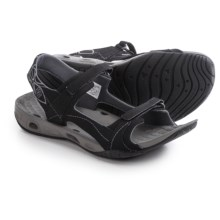Columbia Sportswear Sunlight Vent II Sport Sandals (For Women) in Black/Charcoal - Closeouts