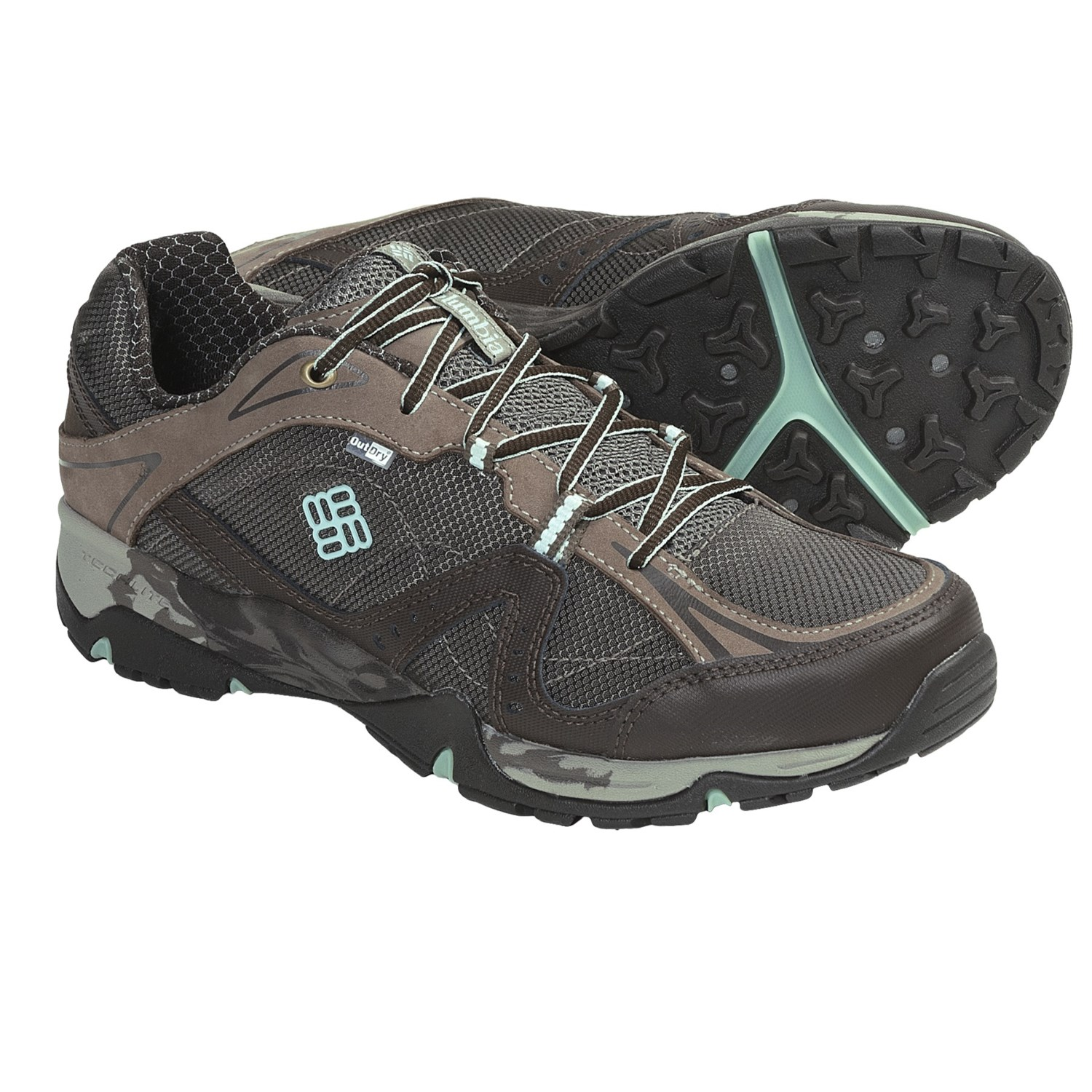 columbia sportswear trail low outdry 174 trail shoes