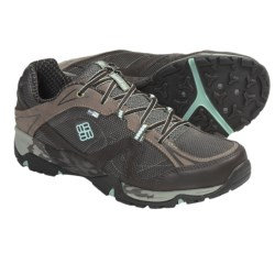 Columbia Sportswear Sunrise Trail Low OutDry® Trail Shoes - Waterproof (For Women) in Mud