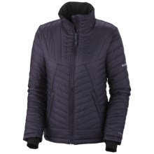 Columbia Sportswear Supa Kaleida Omni-Heat® Jacket - Insulated (For Women) in 414 Ebony Blue - Closeouts