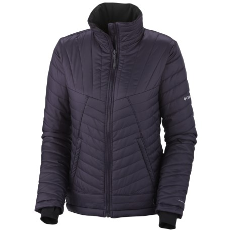 Columbia Sportswear Supa Kaleida Omni-Heat® Jacket - Insulated (For Women) in 414 Ebony Blue