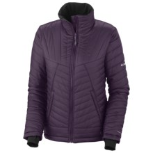 Columbia Sportswear Supa Kaleida Omni-Heat® Jacket - Insulated (For Women) in 506 Dark Plum - Closeouts