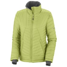 Columbia Sportswear Supa Kaleida Omni-Heat® Jacket - Insulated (For Women) in 797 Neon Light - Closeouts