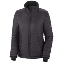 Columbia Sportswear Supa Kaleida Omni-Heat® Jacket - Insulated (For Women) in Black - Closeouts