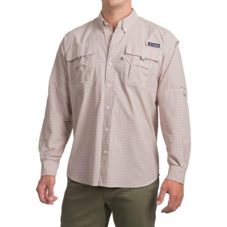 Columbia Sportswear Super Bahama Shirt - UPF 30, Long Sleeve (For Men)