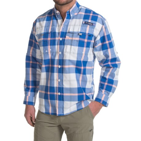 Columbia Sportswear Super Bahama Shirt - UPF 30, Long Sleeve (For Men)