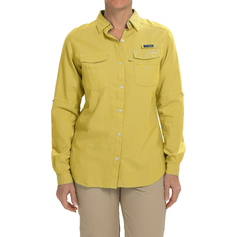 columbia sportswear bonehead ii shirt for