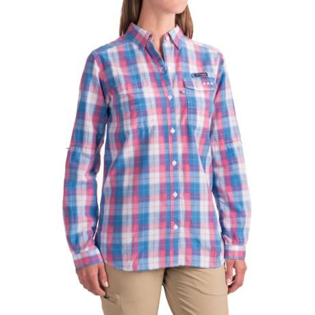 Columbia Sportswear Super Bonehead II Shirt - Long Sleeve (For Women)