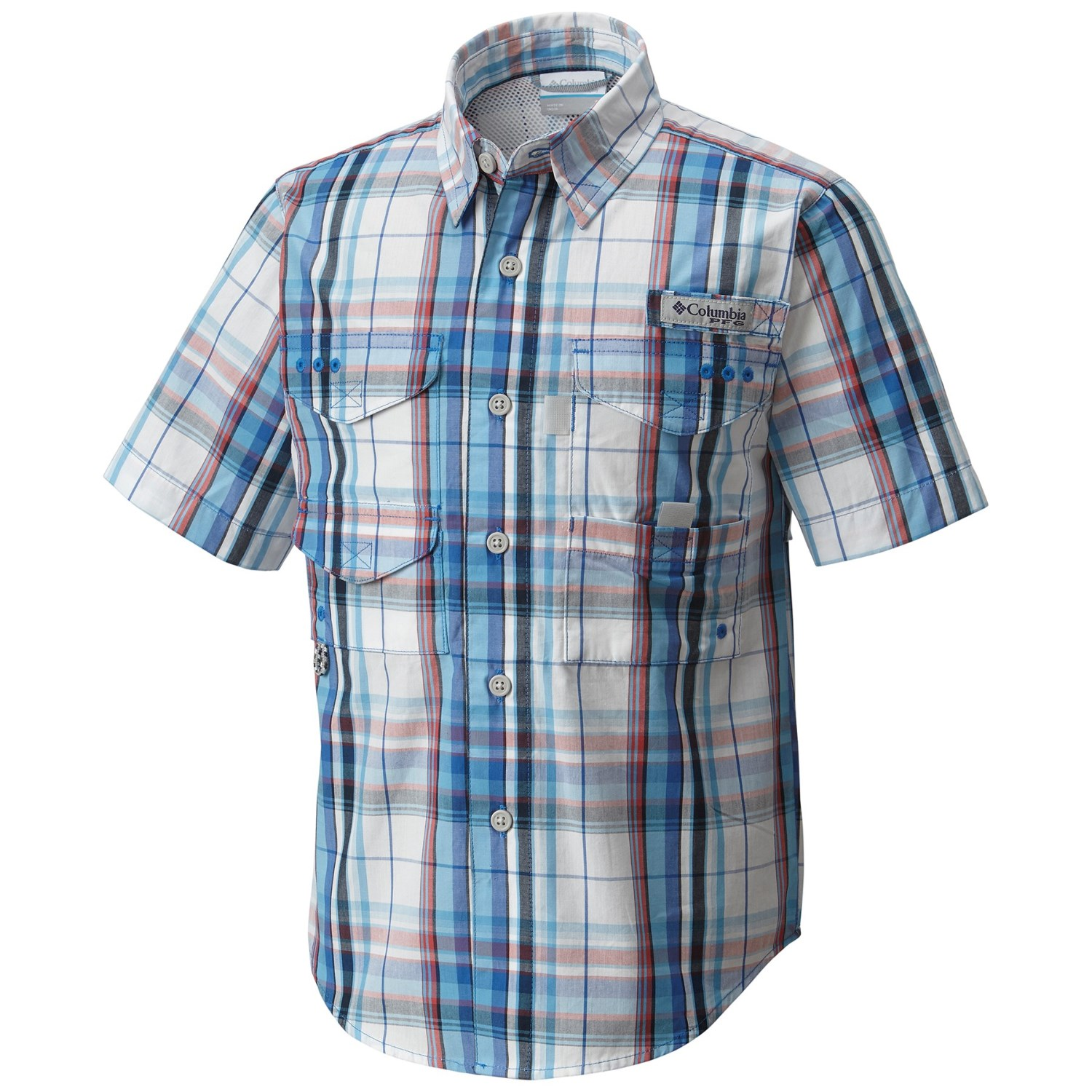 Columbia Sportswear Super Bonehead Shirt - UPF 30, Short Sleeve (For Little and Big Boys)