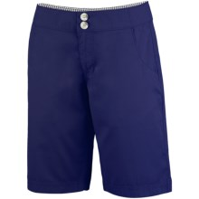 Columbia Sportswear Super Bonehead Shorts - UPF 30, Cotton Twill (For Women) in Aristocrat - Closeouts