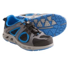 Columbia Sportswear Supervent Water Shoes (For Little and Big Kids) in Black/Hyper Blue - Closeouts