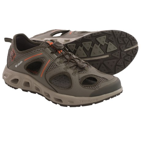 Wading footwear the fishing website discussion forums for Columbia fishing shoes
