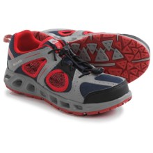 Columbia Sportswear Supervent Water Shoes (For Toddlers) in Nocturnal/Light Grey - Closeouts