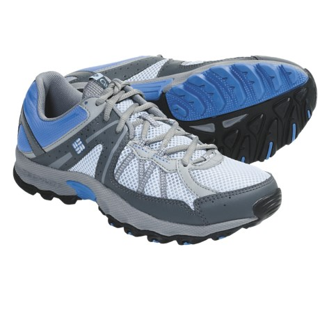 Columbia Sportswear Switchback 2 Low Trail Shoes (For Women) in Daydream/Hanalei