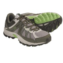 Columbia Sportswear Switchback 2 Low Trail Shoes (For Women) in Moon Rock/Jade Lime - Closeouts