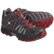 Columbia Sportswear Switchback 2 Omni-Tech® Trail Shoes - Waterproof (For Youth) in Black/Chili Pepper - Closeouts