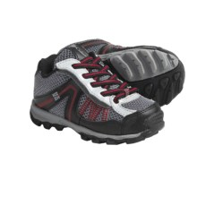 Columbia Sportswear Switchback 2 Trail Shoes (For Toddlers) in Wild Dove/Chili Pepper - Closeouts