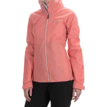 Columbia Sportswear Switchback II Jacket - Hooded, Packable (For Women) in Coral Bloom - Closeouts