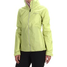 Columbia Sportswear Switchback II Jacket - Hooded, Packable (For Women) in Neon Light - Closeouts