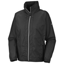 Columbia Sportswear Switchback Jacket (For Women) in Black - Closeouts