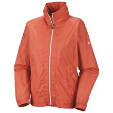 Columbia Sportswear Switchback Jacket (For Women) in Corange - Closeouts