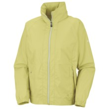 Columbia Sportswear Switchback Jacket (For Women) in Lemongrass - Closeouts