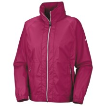 Columbia Sportswear Switchback Jacket (For Women) in Rouge - Closeouts