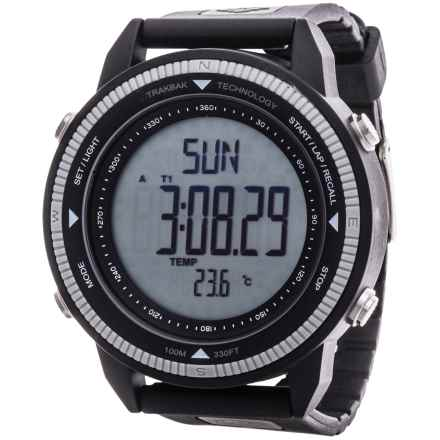 Columbia Sportswear Switchback Watch in Black/Grey - Closeouts