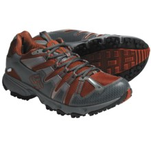 Columbia Sportswear Talus Ridge OutDry® Trail Running Shoes - Waterproof (For Men) in Picante/Dark Shadow - Closeouts
