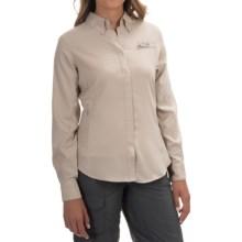 Columbia Sportswear Tamiami II Fishing Shirt - UPF 40, Long Sleeve (For Women) in Fossil - Closeouts