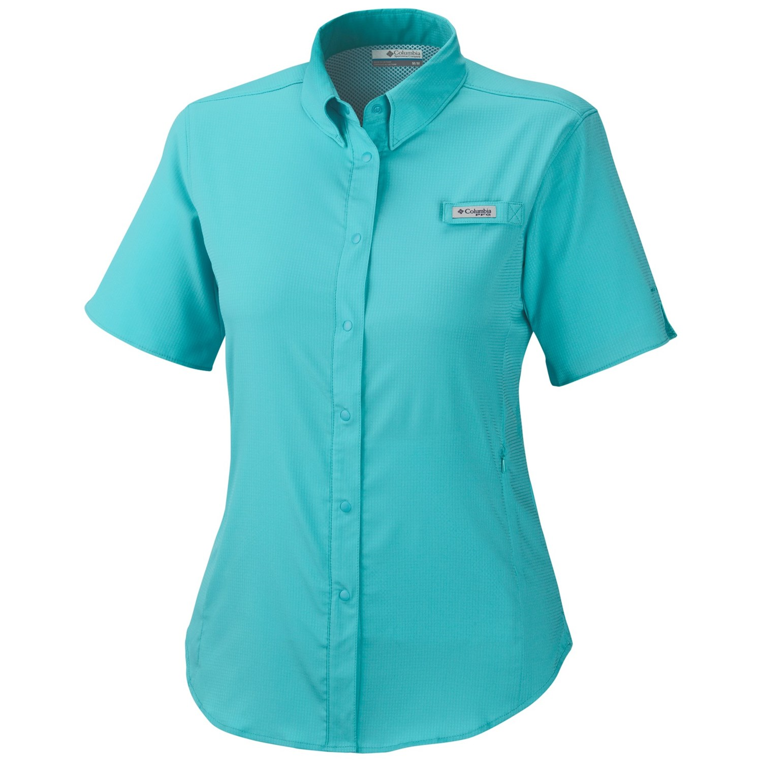 Columbia sportswear tamiami ii fishing shirt upf 40 Columbia womens fishing shirt